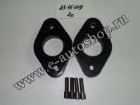Проставки задних амортизаторов - увеличение на 20 мм New Actyon