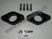 Проставки задних амортизаторов - увеличение на 30 мм New Actyon